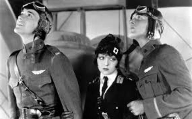 First Film To Win an Academy Award For Best Picture: Wings