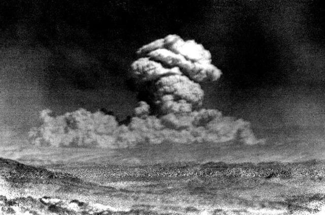 Soviet Bomb test