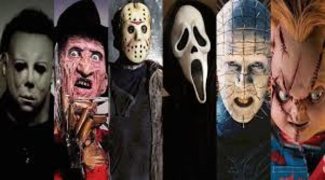 The Slasher Age (The Bronze age of Horrors) (1960-1995)