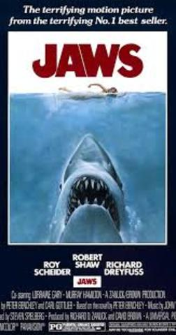 The First Summer Blockbuster: Jaws