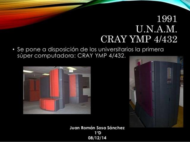 Primera super computadora en Latinoamérica