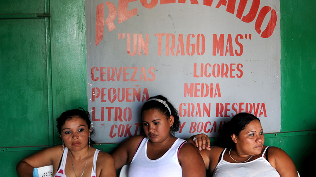human sex trafficking in latin america in Lincoln
