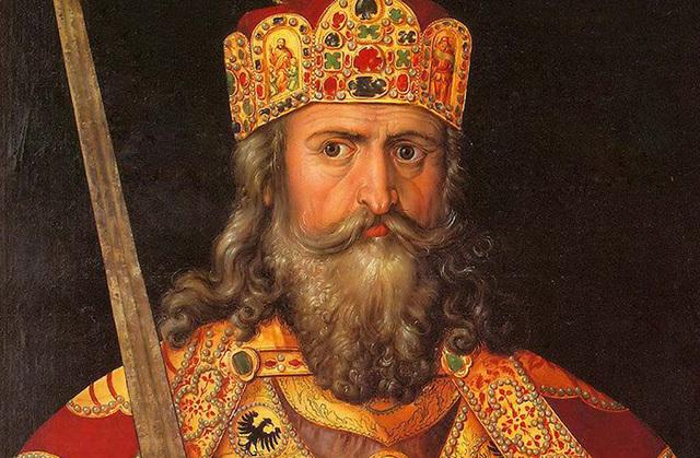 Morte de Carlos Magno