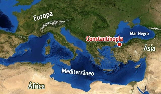 Queda da Constantinopla