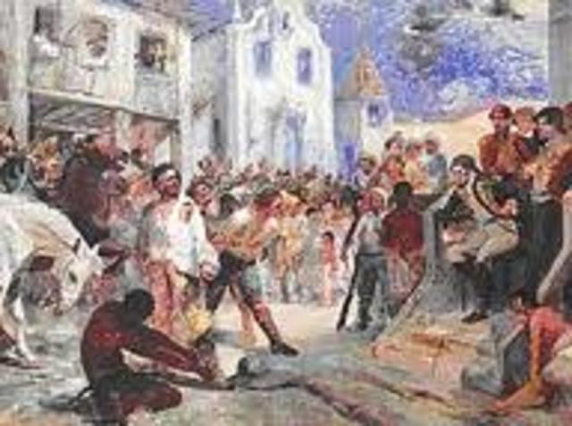 Revolta de Vila Rica