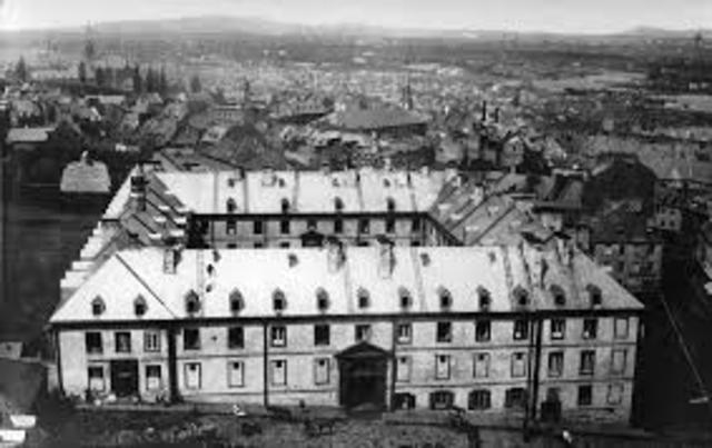 Founding of the Collège des Jésuites