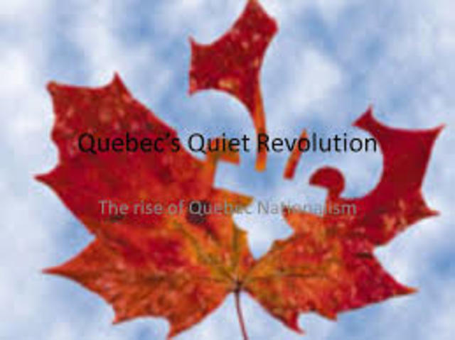 Rise of Québec nationalism
