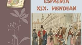 XIX MENDEA ESPAINIAN timeline