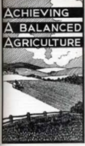Agriculture Adjustment Administration (AAA) (1933)