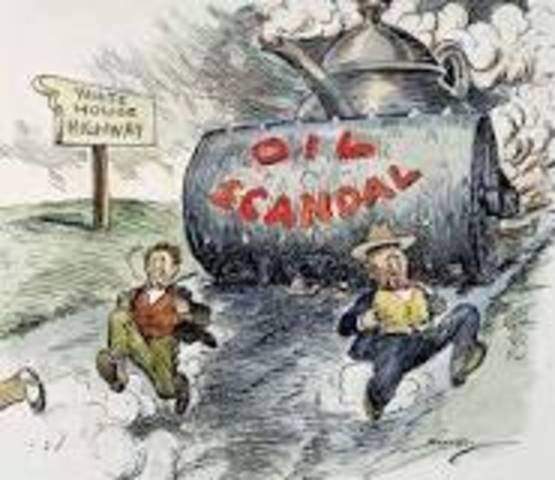 Teapot Dome Scandal