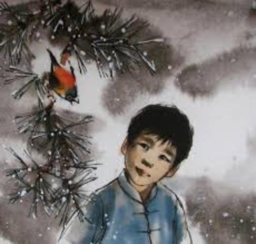 Li Cunxin Was Born