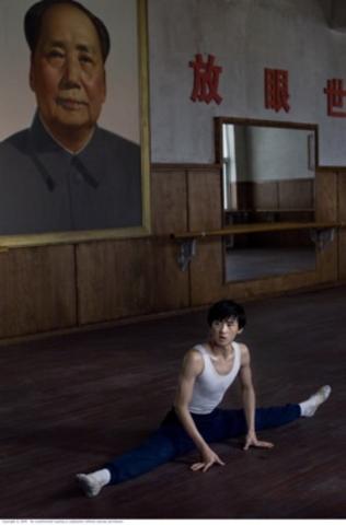 Houston Ballet Tours China