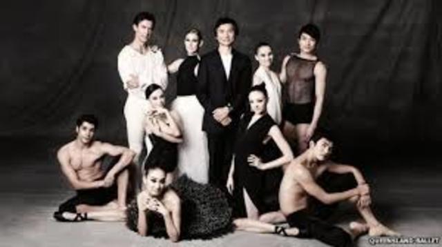 Artisic Director of the Queensland Ballet