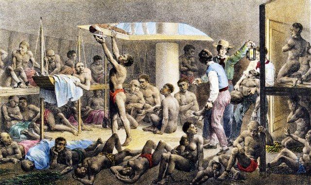 Portugal abolía esclavitud