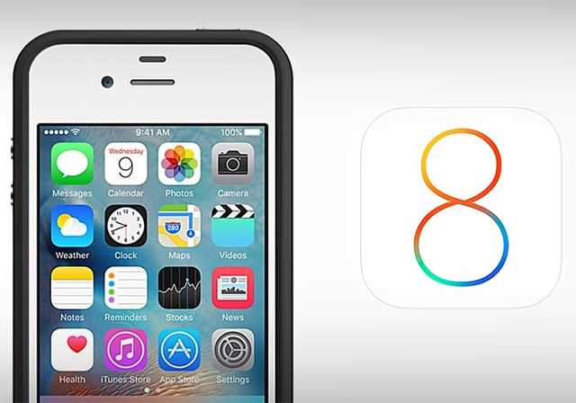 Can Old iPhones Like iPhone 4/3GS Get iOS 8 Firmware?