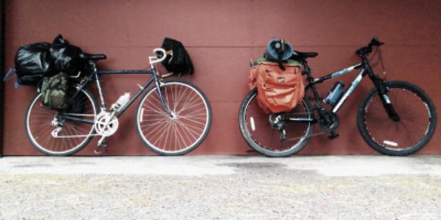 C&O Canal Bike trip
