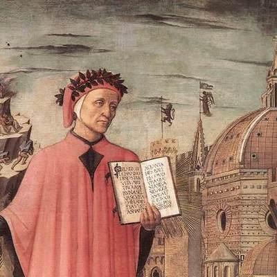 Biografia di Dante timeline