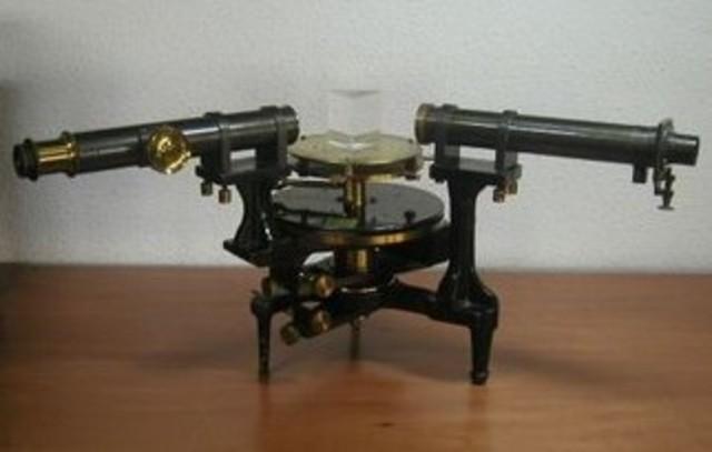Invención del Espectroscopio