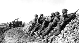 WWII Events timeline