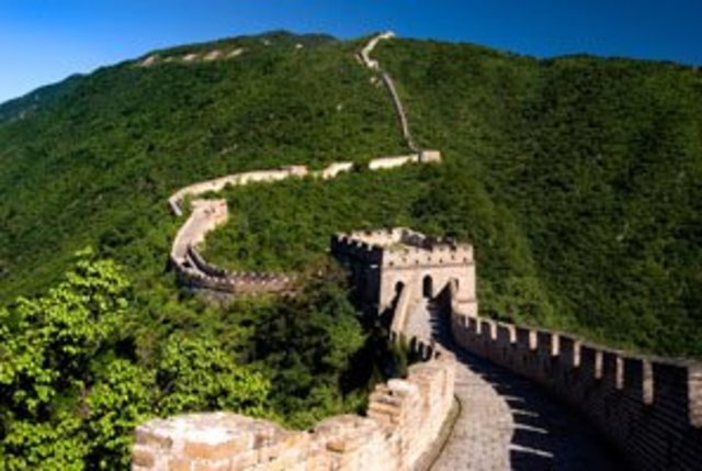 Great Wall Completed