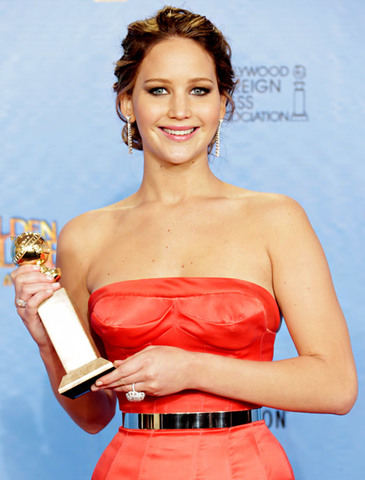 First Golden Globe Award