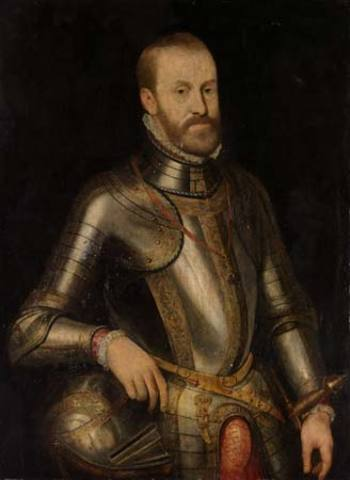 Philip II became the leader of Spain