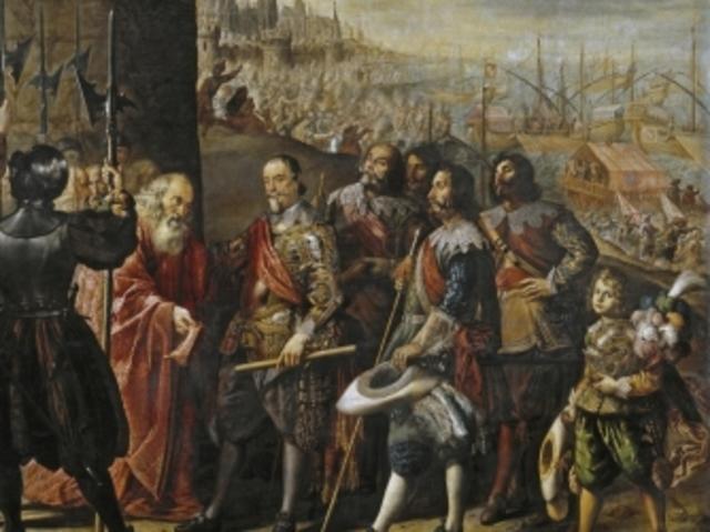 Beginning of the Thirty Years' War