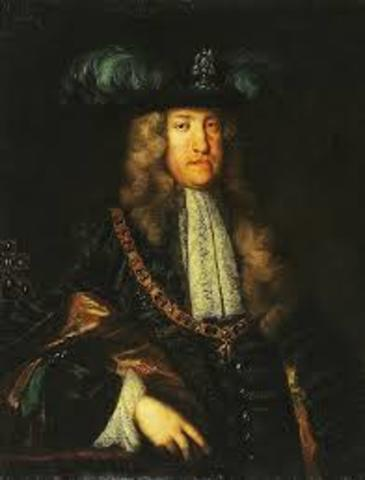 Charles VI became the Hapsburg ruler.