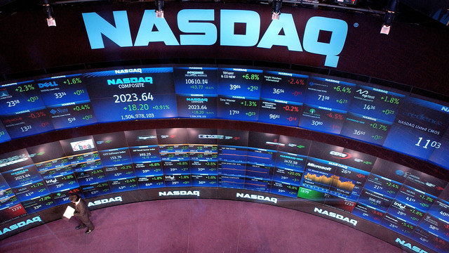 NASDAQ is born