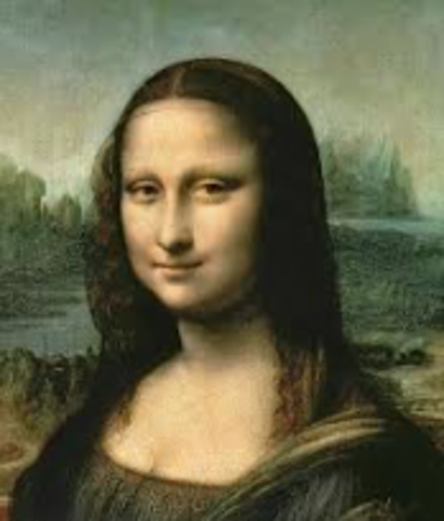 Mona Lisa Completed 1506