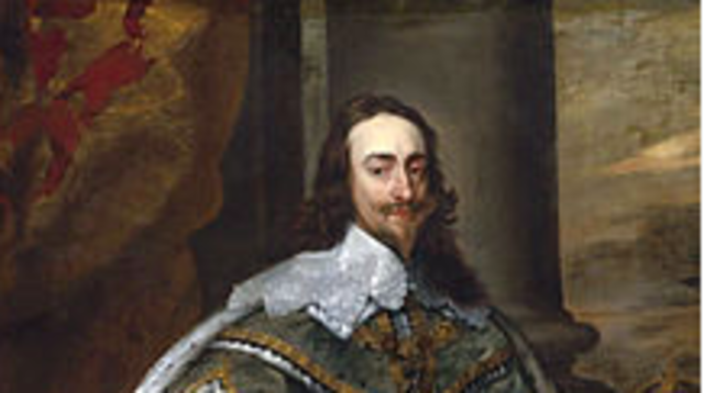 King Charles the First Executed