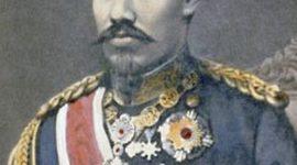 Emperor Mutsuhito/Meiji timeline