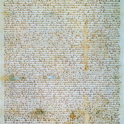 Joan Of Arc And The Great Charter timeline