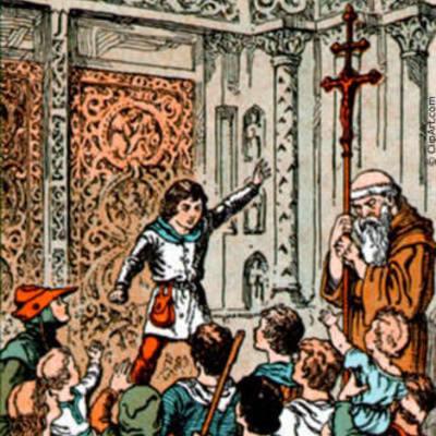 The Childrens Crusade timeline