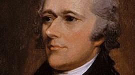 Alexander Hamilton's Life timeline