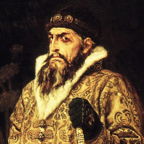 Ivan IV (the Terrible) became the Czar of Russia.