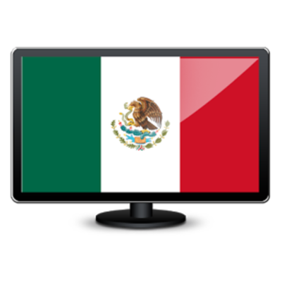 La televisión en México timeline