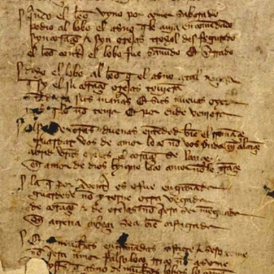 Literatura Medieval Catalana ( Segles XII - XV) timeline