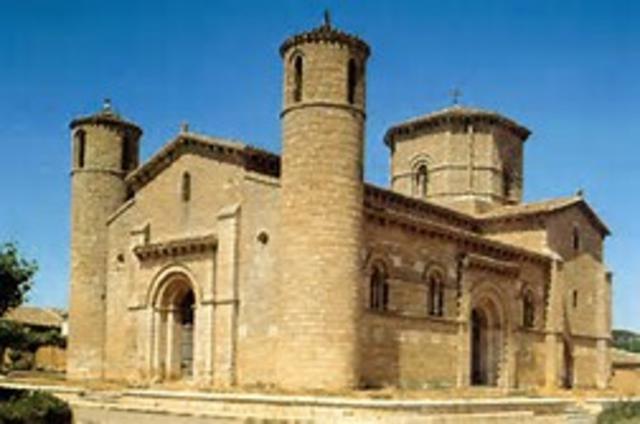 Iglesia San Martín de Frómista
