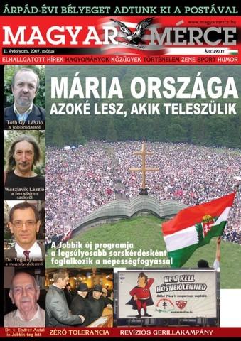 Magyar Mérce