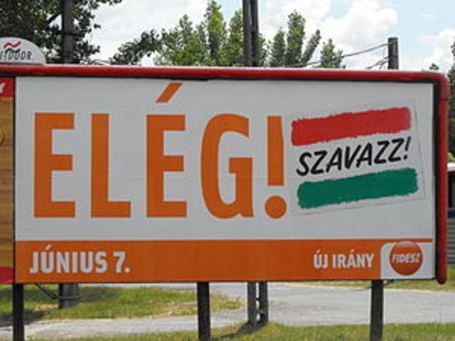 EP választásokon sikert arattak