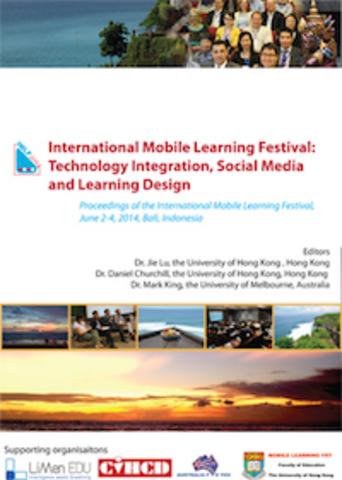 1st International Mobile Learning Festival