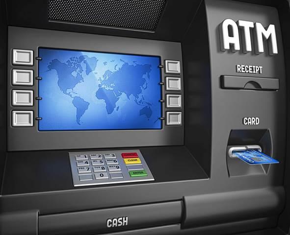 ATM bankautomaták működtetése