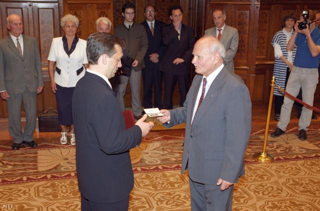 Első Orbán-kormány