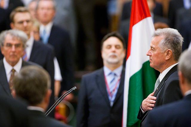 Schmitt Pál az új köztársasági elnök