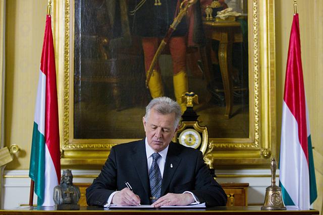 Magyarország új alaptörvénye