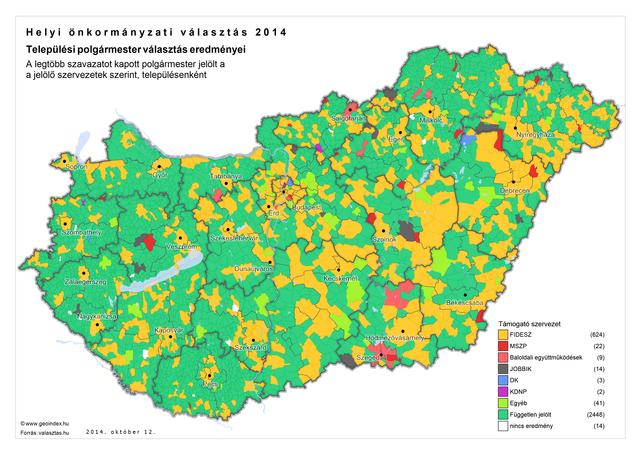 2014-es önkormányzati választások