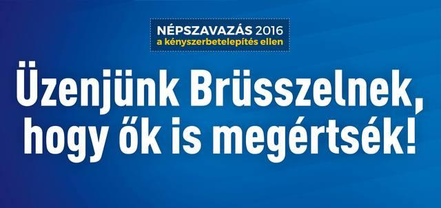 2016-os sikertelen magyarországi népszavazás