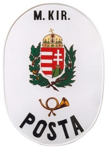 A Magyar Királyi Posta megalakulása
