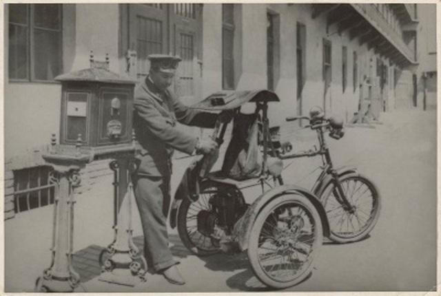 Háromkerekű motorkerékpárok